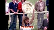 Le sacre de Martina Navratilova, «la championne de nulle part» - Tennis - Wimbledon 1978