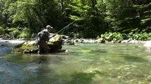 Destination montagnes : la pêche à la mouche