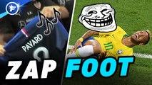 Zap Foot : Neymar encore parodié sur les réseaux, Griezmann trollé