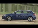 Audi A3 Sportback g-tron | AutoMotoTV