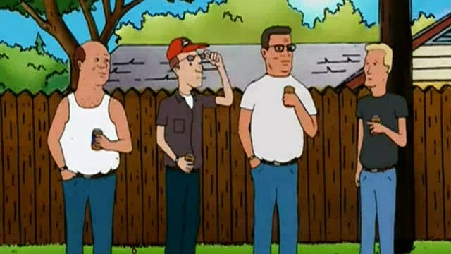King Of The Hill S03E08 Good Hill Hunting