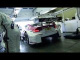 BMW DTM Testdrives in Jerez - Preparations