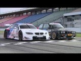 BMW M3 DTM E30 vs BMW M3 DTM E92