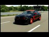 2012 Mustang Boss 302 Laguna Seca B roll