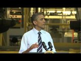 Chrysler Group LLC Hosts President Obama at its Toledo Ohio Assembly Complex Part1