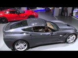 IAA 2013 Chevrolet Camero Convertible & Corvette Stingray Convertible | AutoMotoTV