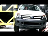Ford Ranger Receives 5 Star Euro NCAP Crash Rating