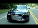 2013 AUDI S6 Review | AutoMotoTV