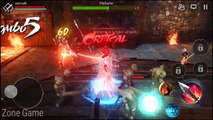 DARKNESS RISES GAME  1-3 LEVEL VIDEO//DARKNESS RISES HD GAME//Zone Game
