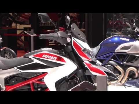 Ducati Live EICMA 2013 – Ducati 899 Panigale | AutoMotoTV