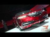 Acura 2015 TLX Prototype Unveiled at 2014 NAIAS in Detroit | AutoMotoTV