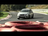 SEAT Leon CUPRA on the Nürburgring | AutoMotoTV