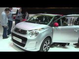 Citroen C1 Premiere at Geneva Auto Show 2014   AutoMotoTV