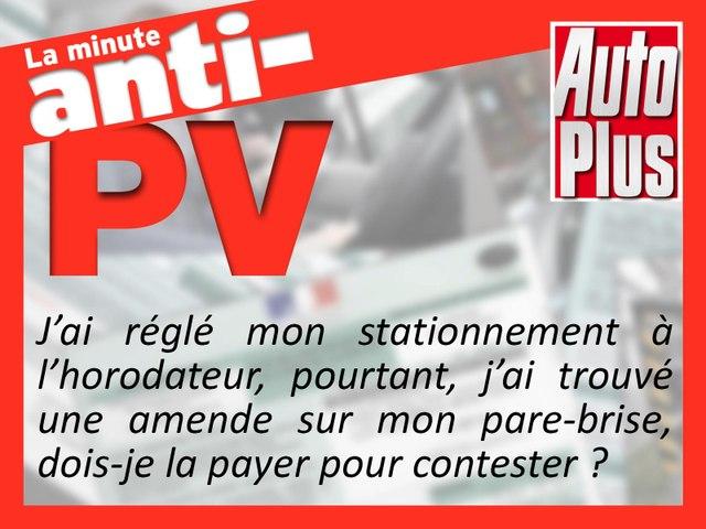 PV de stationnement abusif : contester le FPS ?