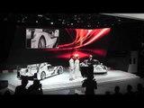 Porsche Pressconference at Geneva Motor Show 2014 | AutoMotoTV