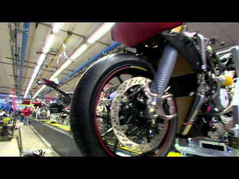 Ducati Production | AutoMotoTV