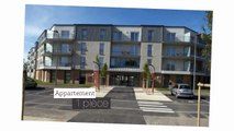 TOURLAVILLE : studio à louer en Résidence avec Services pour Seniors,  dans la rade de Cherbourg.