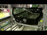 Volkswagen Production VW e-up! Bratislava | AutoMotoTV