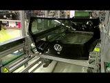 Volkswagen Production VW e-up! Bratislava | AutoMotoTV