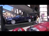 Mercedes-Benz S-Class Coupe at Mille Miglia 2014 | AutoMotoTV