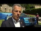 Concorso d'Eleganza Villa d'Este 2014 - Thorsten Müller-Ötvös, Rolls-Royce Motor Cars | AutoMotoTV