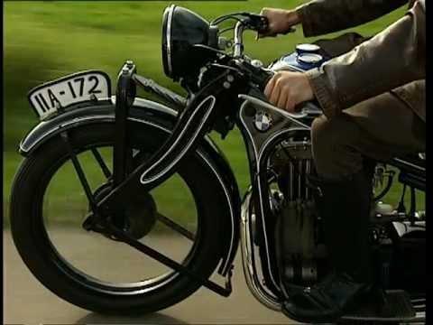 BMW Motorrad 1931 — 1936 BMW R2