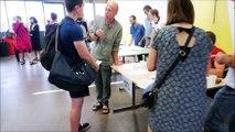 Lycée Marquette à Pont-à-Mousson : les bacheliers reçoivent leur relevé de notes