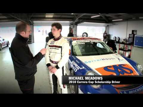 Porsche Carrera Cup GB Porsche Experience TV