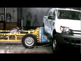 Ford Ranger Earns 5 Star Euro NCAP Crash Rating