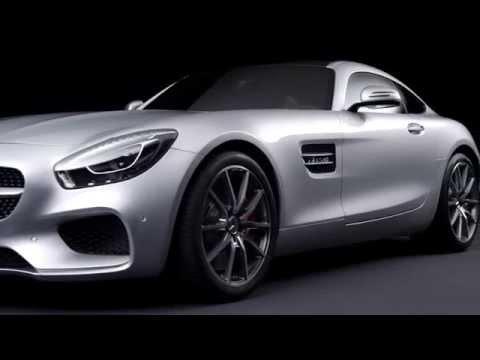 Mercedes-Benz Mercedes-AMG GT – Studio | AutoMotoTV
