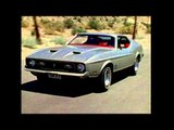 First Generation Ford Mustang 1971 Mustang, 1971 Mustang Mach 1   AutoMotoTV