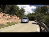 The new Porsche Cayenne S in Silver Driving Video Trailer | AutoMotoTV