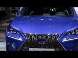 Lexus NX Premiere at Paris Motor Show 2014 | AutoMotoTV