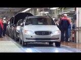 Volvo Cars manufacturing plant in Torslanda, Sweden - Volvo V60, Volvo S80, Volvo V70 | AutoMotoTV