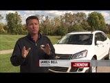 Chevrolet Rear Cross Traffic Alert ITK | AutoMotoTV
