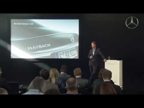 Mercedes-Benz Brand Talk – Mercedes-Maybach | AutoMotoTV