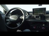 Audi A7 Sportback piloted driving concept - Driving Video | AutoMotoTV