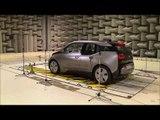 BMW i3 Sound Design - BMW test track Aschheim   AutoMotoTV