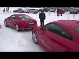 Audi driving experience Kitzbühel 2015 - Driving demo | AutoMotoTV
