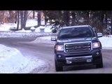 Winter Driving Demo | AutoMotoTV