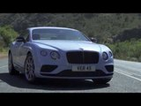 Bentley Continental GT V8 S Preview Trailer | AutoMotoTV