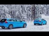 2016 Volvo S60 and V60 Polestar | AutoMotoTV