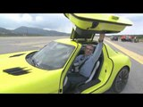 Mercedes-Benz SLS AMG E-CELL Test drives David Coulthard