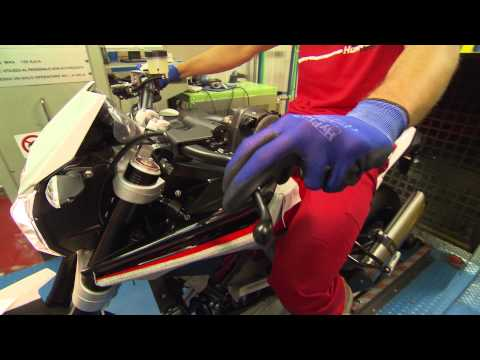 Husqvarna Motorcycles. Production