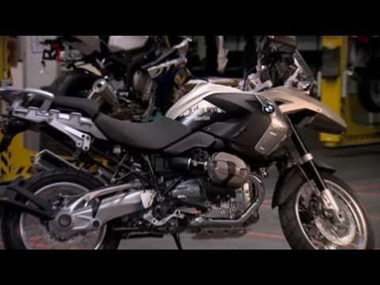 2 000 000 Motorrad BMW R1200 GS   Beauty Shots