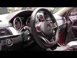 Mercedes-Benz GLE 450 AMG 4MATIC Coupé at 2015 Geneva Motor Show | AutoMotoTV