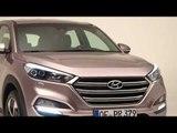 Hyundai Tucson Exterior Design - 2015 Geneva Motor Show | AutoMotoTV