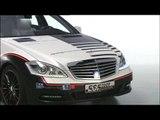 Mercedes-Benz Experimental Safety Vehicle 2009 Statement (english)