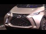 Geneva International Motor Show 2015 - Lexus City Concept Car | AutoMotoTV