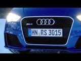 Audi RS 3 Sportback Design in Finland   AutoMotoTV